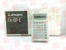 MITSUBISHI FX-10P-E