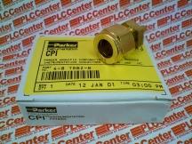 PARKER FLUID CONNECTORS 4-8-TRBZ-B