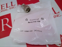 RADIALL INTERCONNECT COMPONENT R412710124