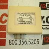 FEDERAL SIGNAL TM11