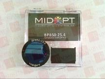 MIDWEST OPTICAL SYSTEMS BP850-25.4
