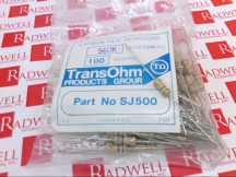 TRANS-OHM PRODUCTS GROUP SJ500-100