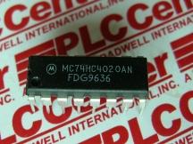 ON SEMICONDUCTOR MC74HC4020ANG