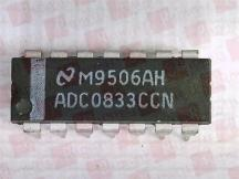 NATIONAL SEMICONDUCTOR IC0833CCN