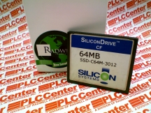 SILICON SYSTEMS INC SSD-C64M-3012