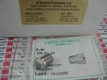 OKEEFE CONTROLS INC EM-42-SS
