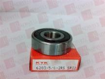 KYK CORPORATION CO 6203-2RS-5/8