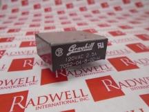 GRAYHILL RELAYS 70S2-04-B-02-H