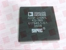 ANALOG DEVICES ADSP21061LKS160