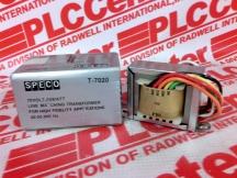 SPECO INC T-7020