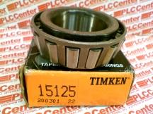 TIMKEN 15125