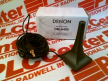 DENON ELECTRONICS DM-A405