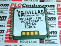 DALLAS SEMICONDUCTER IC1643P120