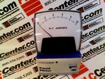 RAM METER INC 250-10DCV/0-10DCA-W/DAMP