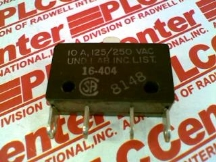 ITW SWITCHES 16-404