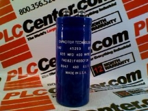 CAPACITOR TECHNOLOGY FA0821F400CF1H