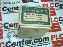 KING MFG CO 35