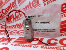 SCOTT SAFETY 40011600