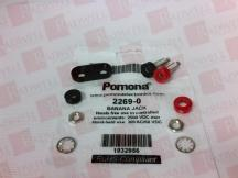 POMONA ELECTRONICS 2269-0