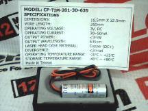 CALPAC CP-TIM-201-3D-635