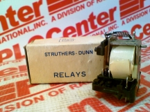 STRUTHERS DUNN RELAYS A283-XAX-24VDC