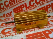 PACIFIC RESISTOR 250CH-500-5-250W