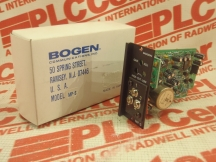 BOGEN COMMUNICATION MP-S/TP-S