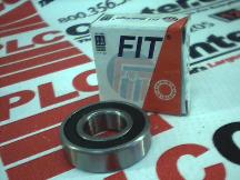 FIT BEARINGS 6002-2RS