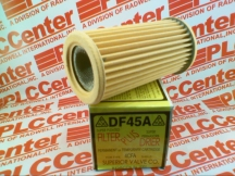 SUPERIOR FILTERS INC DF45A