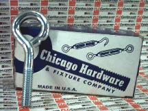 CHICAGO HARDWARE 07145-1