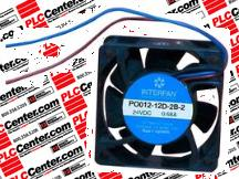 INTERFAN PO012-12D-2B-2