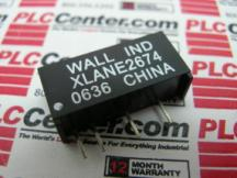WALL INDUSTRIES XLANE2674