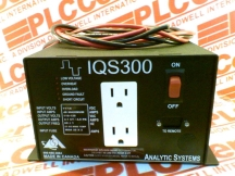 ANALYTIC SYSTEMS IQS300-C1W-12-110
