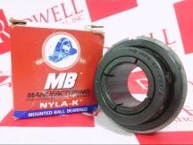 MB MANUFACTURING ER-21K
