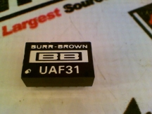 BURR BROWN UAF31
