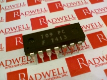 FAIRCHILD SEMICONDUCTOR 709PC