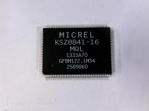 MICREL SEMICONDUCTOR KSZ884116MQL
