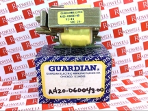 GUARDIAN ELECTRIC CO A420-060043-00
