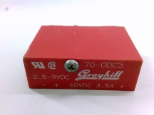 GRAYHILL INC 70-ODC3