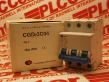 CONTROL GEAR DIRECT CGD-3C04