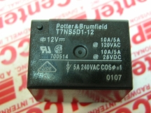 P&B T7NS5D1-12