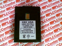 HARVARD BATTERY HBM-MX7MLL