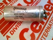 COMPUTAMITE FAH-6000-25-A2