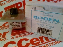 BOGEN COMMUNICATION AT-10A