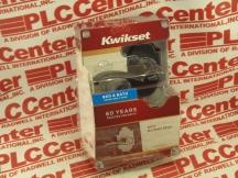 KWIKSET CORPORATION 97300-808