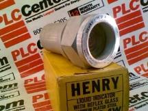 HENRY VALVE LI-49