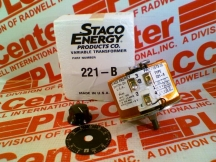 STACO ENERGY PRODUCTS 221-B