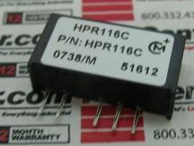 MURATA HPR116C
