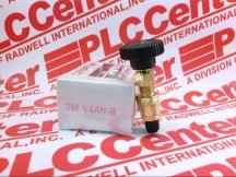 PARKER FLUID CONNECTORS 2M-V4AN-B