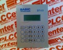 BASIC TECHNOLOGIES BTI-01